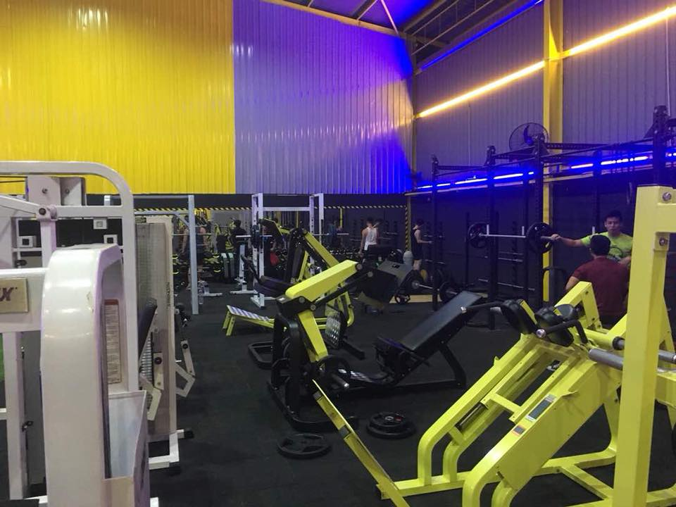 Check out these pay per entry gyms in klang valley