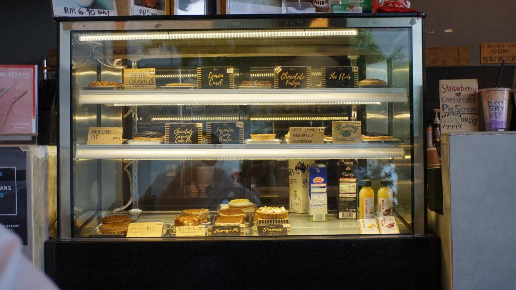 dessert cafes uptown damanasara