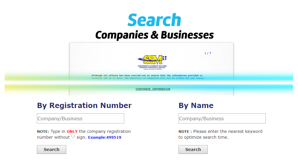 How To Register A Company in Malaysia