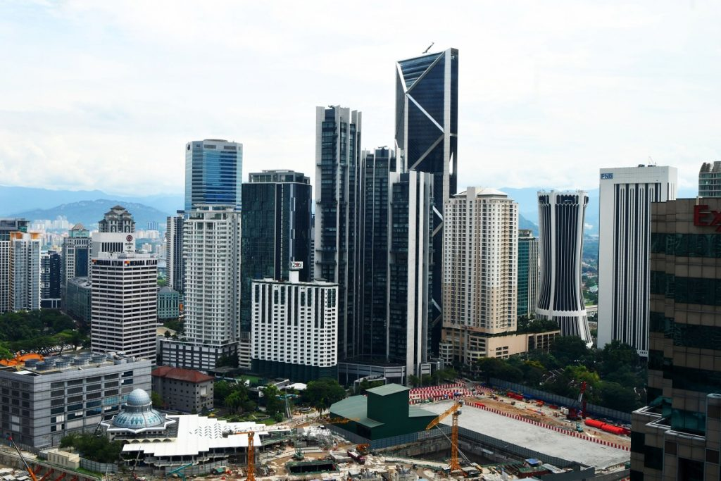 startup funding malaysia KL business district
