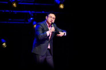 Malaysian Comedian Jason Leong